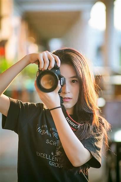 Photographer Asian Female
