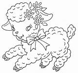 Embroidery Patterns Lamb Designs Lion Hand March Baby Pages Flickr Coloring Line Drawings Jamboree Juvenile Lambs Sew Stitch Template Cross sketch template