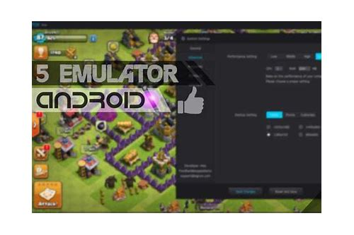 baixar emulator de aplikasi android ringan