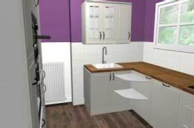 Ikea Küche L Form : tolle ikea k che neuwertig in adnet wei ikea l form ~ Michelbontemps.com Haus und Dekorationen