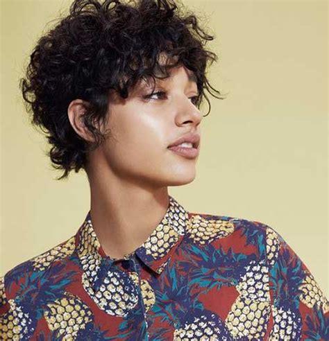 gorgeous short curly hair ideas    crazyforus
