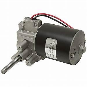 100 Rpm 12 Volt Dc Gearmotor