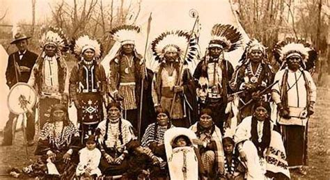 Which Native American Tribe Of...