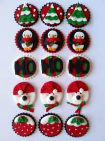 Best Type Of Christmas Tree Uk by 35 Best Christmas Cupcake Toppers Cupcakes Gallery