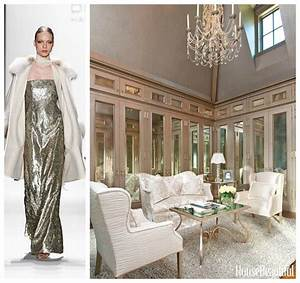 Red Carpet Worthy - Elegant Dressing Room Design Duets