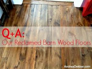 diy reclaimed barn wood floor making a wooden toy chest With diy barnwood flooring