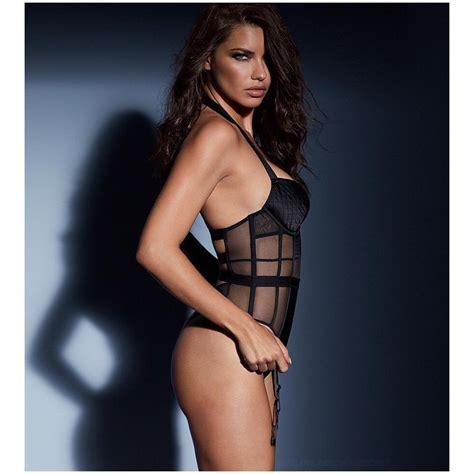 Adriana Lima Lingerie   Hot Celebs Home