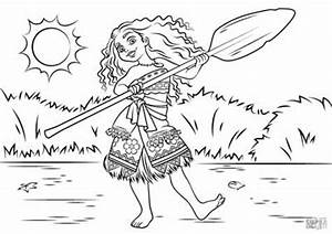 59 Moana Coloring Pages Updated March 2018