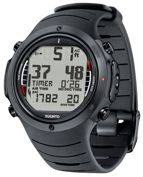Suunto Dive Watches - suunto d6i wireless dive computer for serious divers