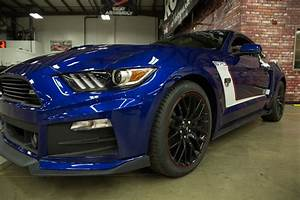 2016 ROUSH Warrior Mustang is a 670-Horsepower Troops-Only Tire Shredder - MustangForums