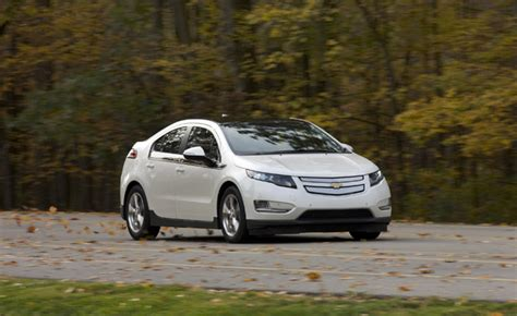 2014 chevy volt electric range new chevrolet volt to offer shorter electric range 187 autoguide news