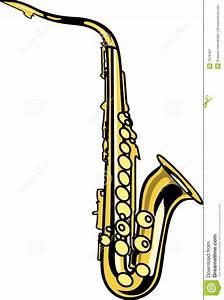 Saxophone Clipart - Clipart Suggest