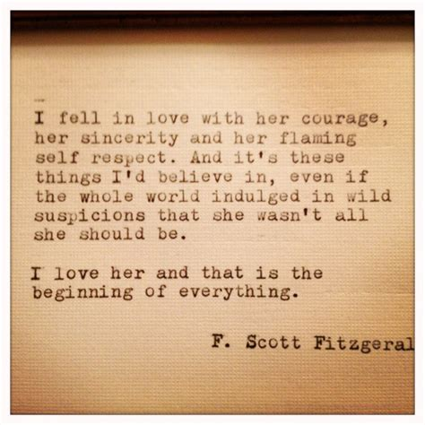 F Scott Fitzgerald Famous Quotes. Quotesgram