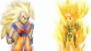 Super saiyan 3 vs. Nine tailed chakra mode by ...