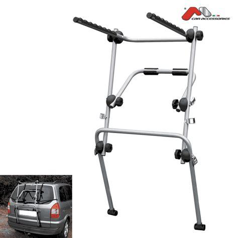 porta biciclette per auto menabo 338 portabici posteriore per auto