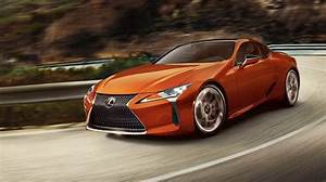 Is The 2021 Lexus Lc 500 Faster Than A Speeding Ford