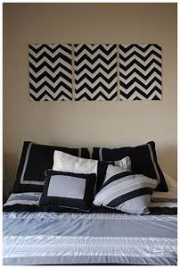 6 diy bedroom wall art ideas shopgirl for Bedroom wall art