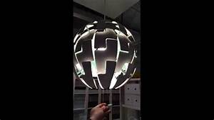 Ikea Ps 2014 Lampe : ikea ps 2014 pendant lamp ikea ps 2014 youtube ~ Watch28wear.com Haus und Dekorationen