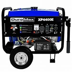 2019 Buyer U2019s Guide  Duromax Xp4400e Portable Generator