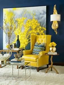 35, charming, yellow, interior, design, ideas, best, for, summer