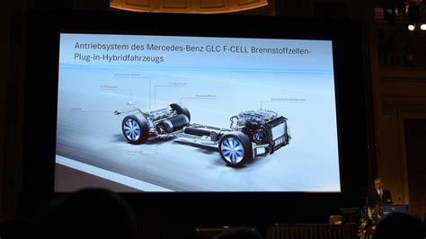 Mercedes Brennstoffzellen Antrieb by Motorensymposium Glc F Cell Ist 1 Brennstoffzellen
