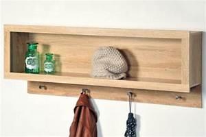 Kleiderstange Wand Holz : garderobe mit hutablage online bestellen bei yatego ~ Michelbontemps.com Haus und Dekorationen