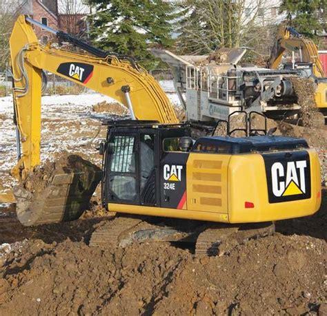caterpillar    excavators  sale