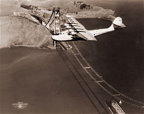 pan clipper golden gate bridge construction historical