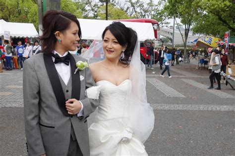 The First Place In East Asia To Welcome Same-Sex Marriage : Parallels : NPR