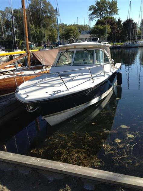 Pursuit Boats Drummond Island by Pursuit 345 Ls Drummond Island Runner 2007 Used Boat For