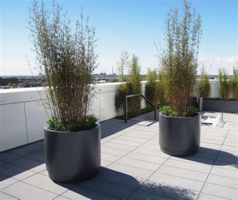 urban icon aluminium planters commercial planter