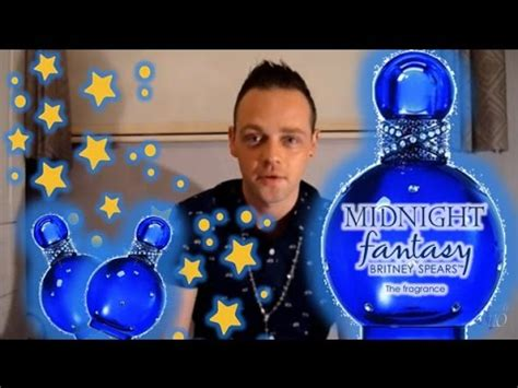 britney spears midnight fantasy perfume fragrance review