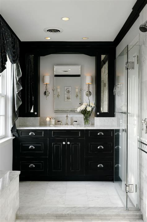 black and white bathroom ideas gallery lax to yvr black and white bathroom inspiration