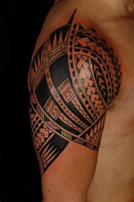 Best Polynesian Tribal Tattoos Ideas And Images On Bing Find