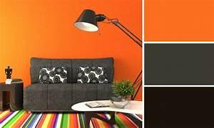 Quelle Couleur Avec Gris Anthracite : quelles couleurs se marient avec le orange ~ Zukunftsfamilie.com Idées de Décoration
