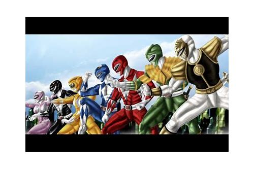 power ranger hd video download