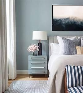 emejing couleur chambre bleu gris contemporary seiunkel With chambre bébé design avec fleur de vie pendentif or