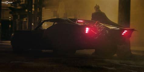 matt reeves   batman  batmobile revealed
