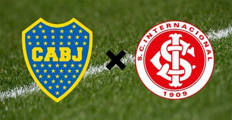 Sportbuzz · Boca Juniors x Inter: onde assistir e ...