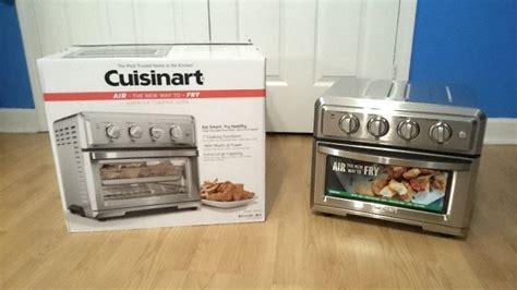 fryer toaster oven cuisinart air convection toa recipe manual hands chicken hostaloklahoma digital cooking