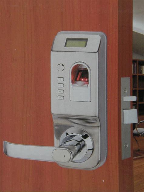 security door locks security doors biometric security door lock