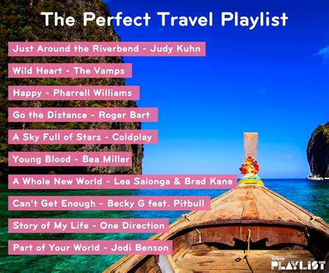 Nyc superstars, i want to live, let go. The Perfect Travel Playlist | Disney Playlist