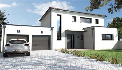 constructeur de maison moderne constructeur maison contemporaine beauvoir sur mer 85 depreux construction maison cube