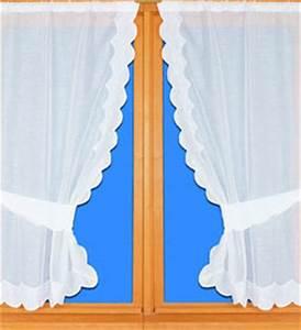 Rideaux Bonne Femme : voilage tergal et lin base cornely sur mesure ~ Teatrodelosmanantiales.com Idées de Décoration