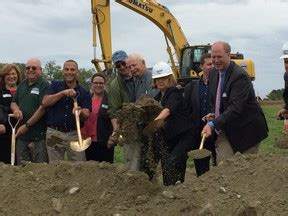 groundbreaking for new morrison project highlights