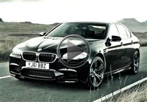2012 Bmw M5 Commercial