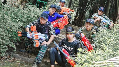 Ltt Nerf War  Seal X Warriors Nerf Guns Fight Attack