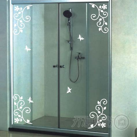 adesivi murali autoadesivi  vetro bagno armadio da