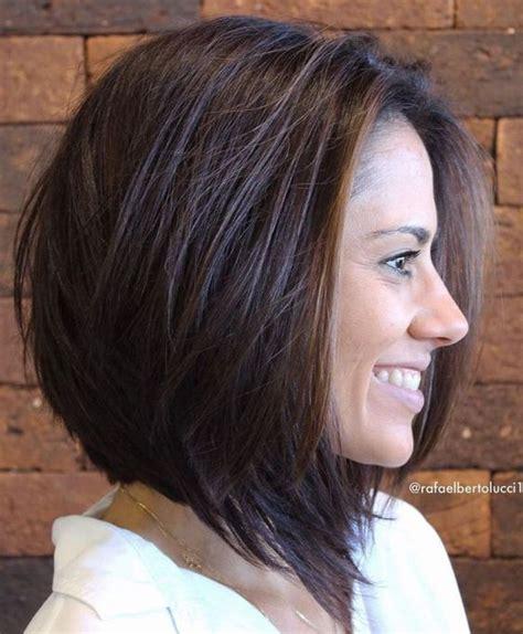 Choppy Haircut for Thick Hair Short Hairstyles 2019