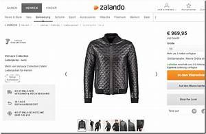 Rechnung Zalando : warnung mail gibt sich als rechnung von zalando aus ~ Themetempest.com Abrechnung